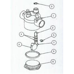 PopTop 2-Position Valve Body Rebuild Kit