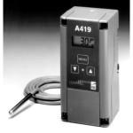 A419 Electronic Temperature Controls (NEMA or NEMA 4X Enclosure)