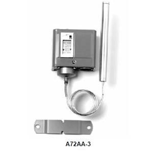 A72 Two Pole Heavy Duty Temperature Controls (Adjustable Differential)