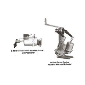 Johnson D-3240 Piston Damper Actuator