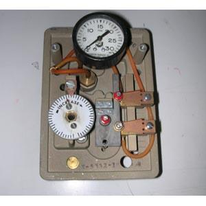 Johnson Pneumatic Receiver Controller