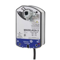 M9208 Series Electric Spring Return Actuators 70 lb-in.