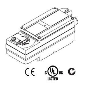 TAC DuraDrive Electric Direct Mount Damper Actuator MA40-7170 MA40-7171 MA40-717