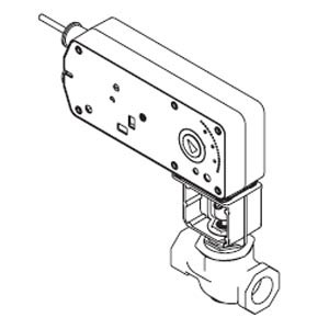 TAC DuraDrive Actuator with Manual Override 220 Lb force for VB-7XXX MA51-720X