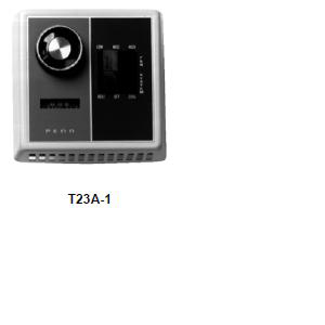 T23 Fan Coil Thermostat