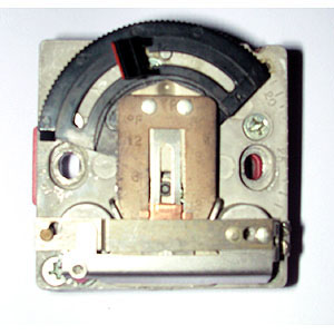 2214-121 / T23 Pneumatic Thermostat