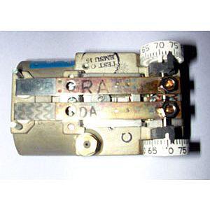 Johnson T4756 Dual Temperature Thermostat