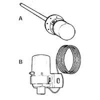 Powers 356 Limitem Thermostat Rigid Bulb