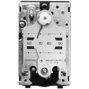 Honeywell TP970 A TP970 B Pneumatic Thermostat