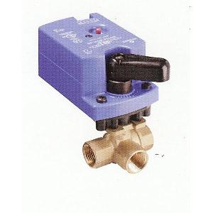 Johnson VG1841 Ball Valve & VA9104 NSR Actuator