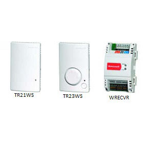 Honeywell TR20 Series Wireless Wall Sensors and Modules