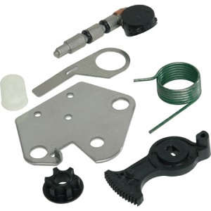 Kit for 2-way NC, w/ unsealed end switch