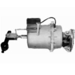 Duplex with Positioner floor mount 18in lever arm