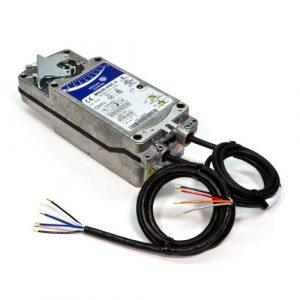PROGRAMMABLE 24 VAC 2 SPDT AUX SW Actuator
