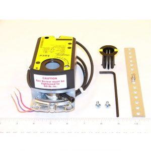 Damper Actuator w/ Potentiometer 35 lb.in