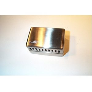 Metal Thermostat Cover Horizontal