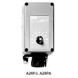 A28 Two Stage Agriculture Thermostat with NEMA 4X Enclosure