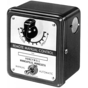 Honeywell S443 Manual Potentiometer for Modutrol Motors