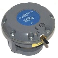 V-3000-1 Pneumatic Actuator Exposed