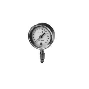 "G-3000-101 Premium pocket test gauge 3"" 0-30"