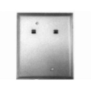 T-4000-112 Wallplate cover kit stainless