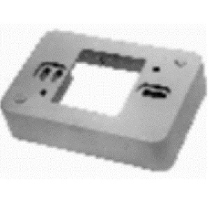 T-4002-125 Plastic Surface Mounting Back