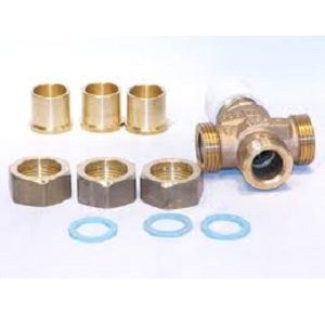 V135 Thermostatic Mixing or Diverting Valve Replacement Cartridges