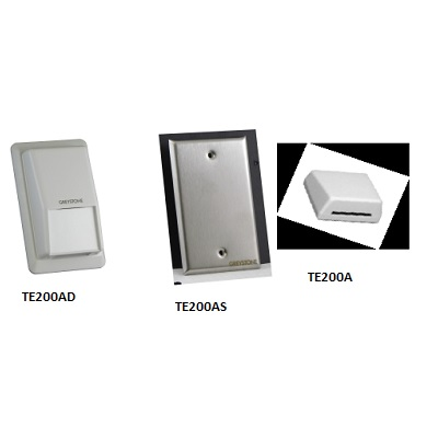 TE200 Series Room Temperature Sensors