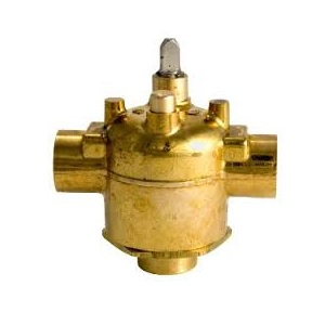 VT Series PopTop 2-Position Zone Valves 3-Way